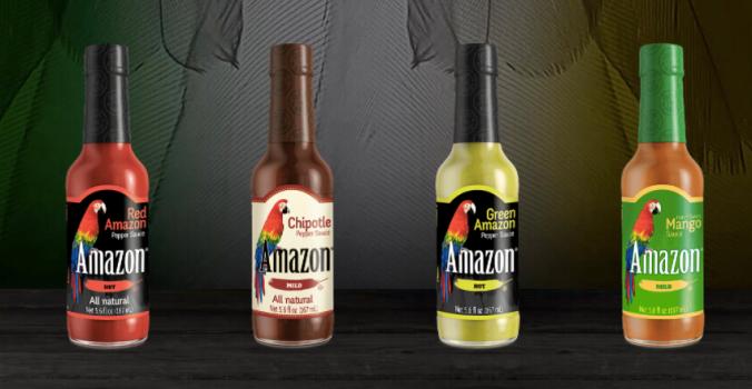 Amazon Hot Sauce